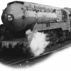 New South Wales Government Railways C38 Class Pacific Steam Locomotive 4-6-4