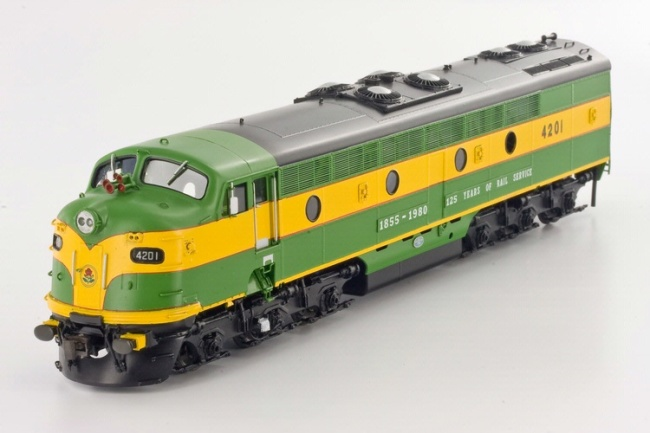 "N.S.W.G.R. ""42"" Class Diesel Electric Locomotive"