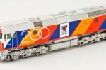 N.S.W.G.R. 422 Class Diesel Electric Locomotive