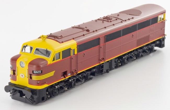 N.S.W.G.R. 44 Class Diesel Electric Locomotive