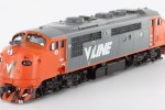V-Line A Class Diesel Electric Locomotive
