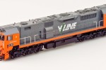 V-Line N Class Diesel Electric Locomotive
