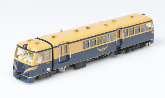 V.R. Walker Rail Motor 102-153 H.P. Diesel Rail Car & Trailer