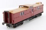 """Victorian Railways """"C"""" Bogie Passenger Brake Van"""