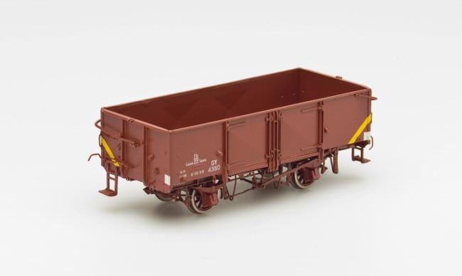 "Victorian Railways ""GY"" Freight Wagon"