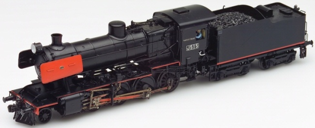 "Victorian Railways ""J"" Class Steam Locomotive"