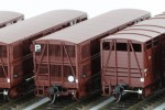 "Victorian Railways ""LL"" Sheep and ""MM"" Cattle Wagon"